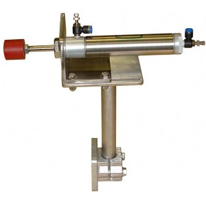 Small Package Bump Cylinder Pusher